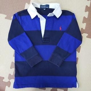 ポロラルフローレン(POLO RALPH LAUREN)のPOLO ラルフローレン ロンT 長袖 キッズ 90センチ(Tシャツ/カットソー)