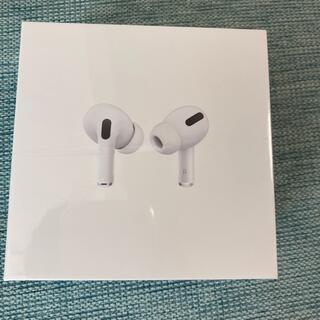 Apple - 新品未使用保証未開始 訳あり AirPods pro mwp22j/a