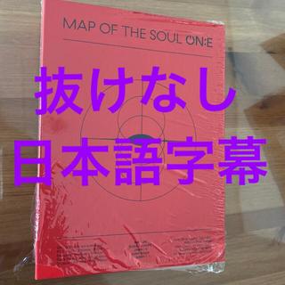防弾少年団(BTS) - BTS MAP OF THE SOUL ON:E DVD dvd bts MOS