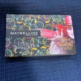 メイベリン(MAYBELLINE)のMAYBELLINEポストカード アイシャドウ パレット 【限定コレクション】(アイシャドウ)