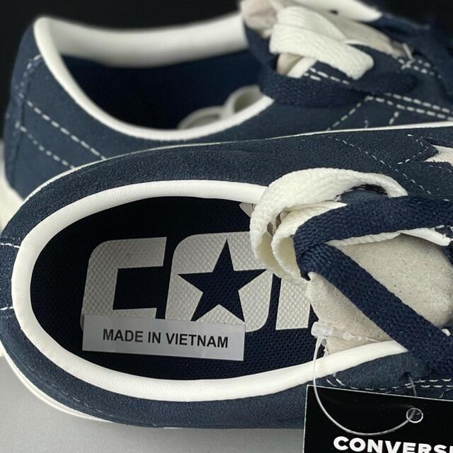 CONVERSE(コンバース)の23.5cm コンバース ワンスター プロ ネイビー ONE STAR CONS レディースの靴/シューズ(スニーカー)の商品写真