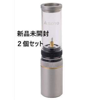 シンフジパートナー(新富士バーナー)のsoto ひのと ソト honoto SOD-251 ガスバーナー(ライト/ランタン)