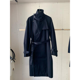 マルタンマルジェラ(Maison Martin Margiela)のmarina yee imper coat トレンチコート(トレンチコート)