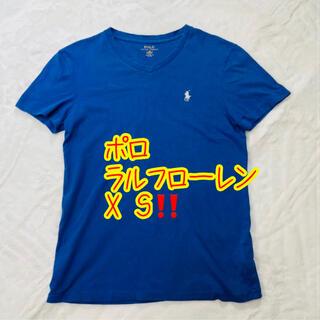 ポロラルフローレン(POLO RALPH LAUREN)のラルフローレン‼️ポロ‼️X S メンズ レディース(Tシャツ/カットソー(半袖/袖なし))