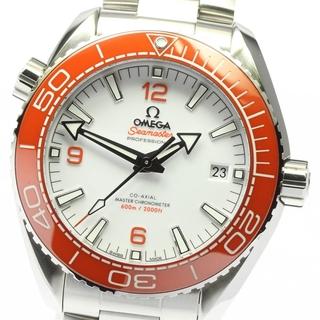 オメガ(OMEGA)の☆極美品 オメガ シーマスター プラネットオーシャン 600M メンズ 【中古】(腕時計(アナログ))