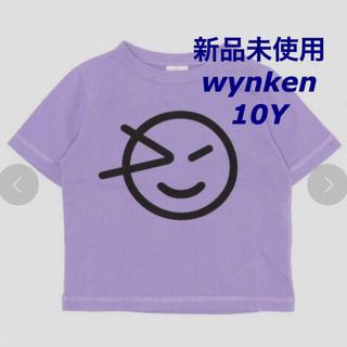 コドモビームス(こどもビームス)の新品未使用 wynken スマイル Tシャツ カットソー 10y(Tシャツ/カットソー)