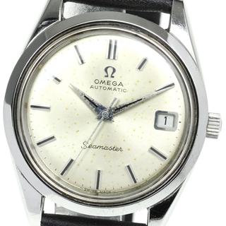 オメガ(OMEGA)のオメガ シーマスター 166.010/168.024 メンズ 【中古】(腕時計(アナログ))