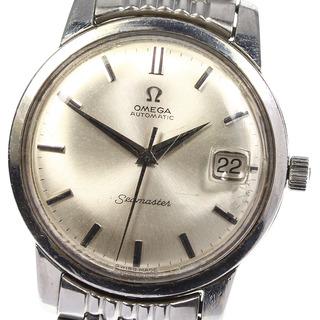 オメガ(OMEGA)のオメガ シーマスター アンティーク 166.011-63 メンズ 【中古】(腕時計(アナログ))
