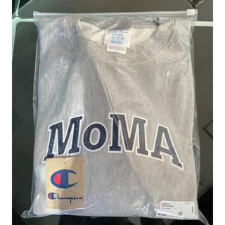 Champion - champion MoMA スウェット トレーナー Lサイズ