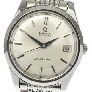 オメガ(OMEGA)のオメガ シーマスター 166.040 メンズ 【中古】(腕時計(アナログ))