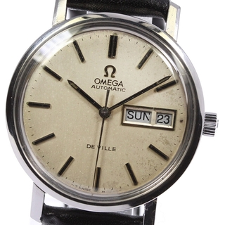 オメガ(OMEGA)のオメガ デビル 166.0162 メンズ 【中古】(腕時計(アナログ))