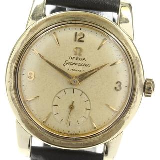 オメガ(OMEGA)のオメガ シーマスター 2766-1 メンズ 【中古】(腕時計(アナログ))