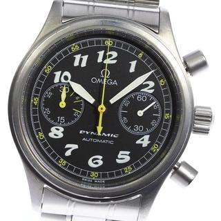 オメガ(OMEGA)のオメガ ダイナミック クロノグラフ 5240.50 メンズ 【中古】(腕時計(アナログ))