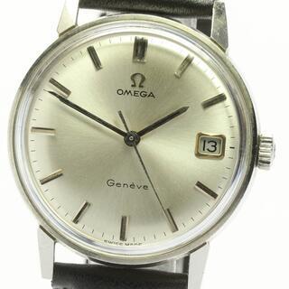 オメガ(OMEGA)のオメガ ジュネーブ 136.011 メンズ 【中古】(腕時計(アナログ))