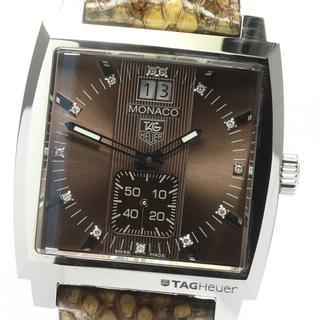 タグホイヤー(TAG Heuer)のタグホイヤー モナコ WAW1315.FC6217 メンズ 【中古】(腕時計(アナログ))
