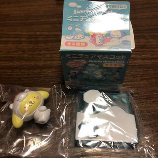 ポムポムプリン - サンリオキャラクターズ シークレットマスコット(氷フレンズ) ポムポムプリン