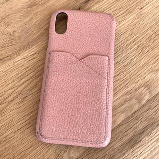 ビームス(BEAMS)のボナベンチュラ iPhone X, Xs用ケース(iPhoneケース)