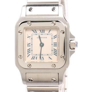 Cartier - カルティエ Cartier 腕時計 ガルベ サントス 1565 レディース