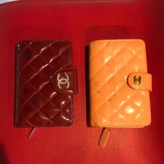 CHANEL - シャネルCHANELブリリアント折り財布2個セット