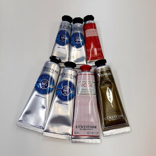 L'OCCITANE(ロクシタン)のロクシタン ハンドクリームセット♪ コスメ/美容のボディケア(ハンドクリーム)の商品写真
