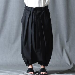ヨウジヤマモト(Yohji Yamamoto)のGround Y 袴パンツ タイプ2 コットン(サルエルパンツ)