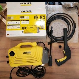 ケルヒャー KARCHER家庭用高圧洗浄機 K2 CLASSICPLUSク