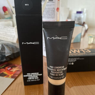 マック(MAC)のMACファンデーション NW13 NW18(ファンデーション)