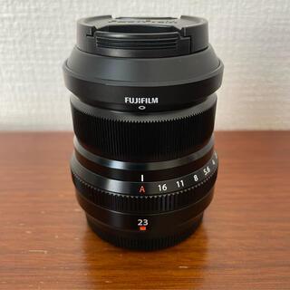 富士フイルム - 富士フイルム XF23mm F2.0