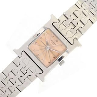エルメス(Hermes)の エルメス レディースウォッチ Hウォッチ HH1.210(腕時計)