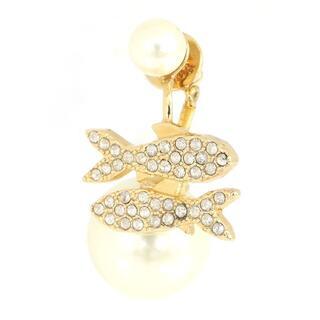 クリスチャンディオール(Christian Dior)の ディオール ピアス My ABC Dior トライバル(ピアス(両耳用))