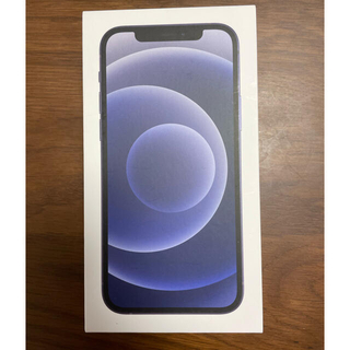 iPhone - iPhone12 128GB SIMフリー ブラックApple 本体