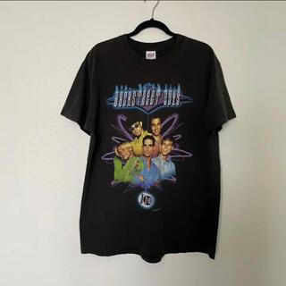 Balenciaga - 90s backstreet boys Tシャツ speedhunters