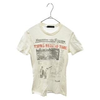 ディースクエアード(DSQUARED2)のDSQUARED2 ディースクエアード 半袖Tシャツ(Tシャツ/カットソー(半袖/袖なし))