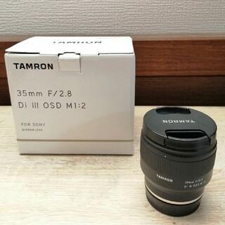 SONY - TAMRON 35mm F/2.8 Di III OS F053 ソニーE