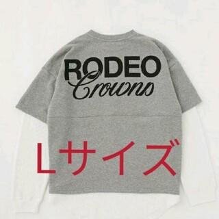 ロデオクラウンズワイドボウル(RODEO CROWNS WIDE BOWL)の長袖 トップス(Tシャツ(長袖/七分))