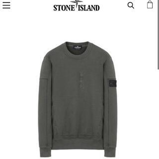 STONE ISLAND - stone island   shadow projectスウェット