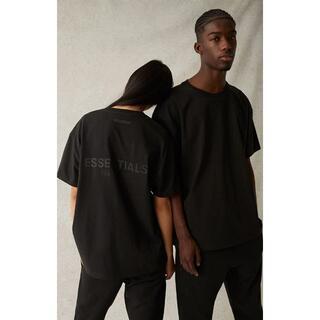FEAR OF GOD - FEAR OF GOD ESSENTIALS ロゴ半袖Tシャツ XSサイズ