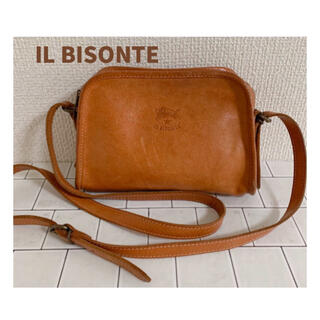 IL BISONTE - IL BISONTE イルビゾンテ ショルダーバッグ