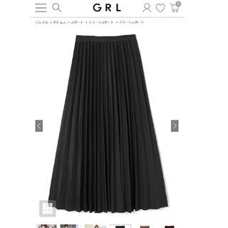 GRL - GRL プリーツスカート