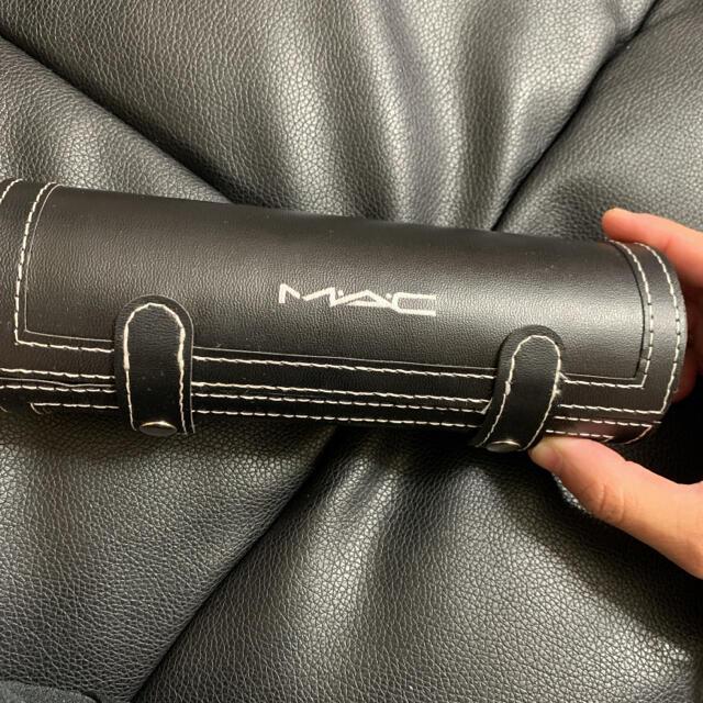 MAC(マック)のM・A・Cメイクブラシセット 最終値下げになります コスメ/美容のメイク道具/ケアグッズ(ブラシ・チップ)の商品写真
