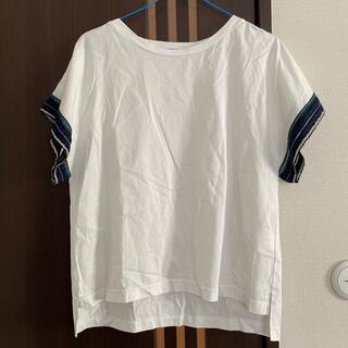 ジーナシス(JEANASIS)のジーナシス Tシャツ(Tシャツ(半袖/袖なし))