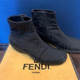 フェンディ(FENDI)の専用FENDIブーツ(ブーツ)