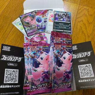ポケモン(ポケモン)のフュージョンアーツ29パック(シングルカード)