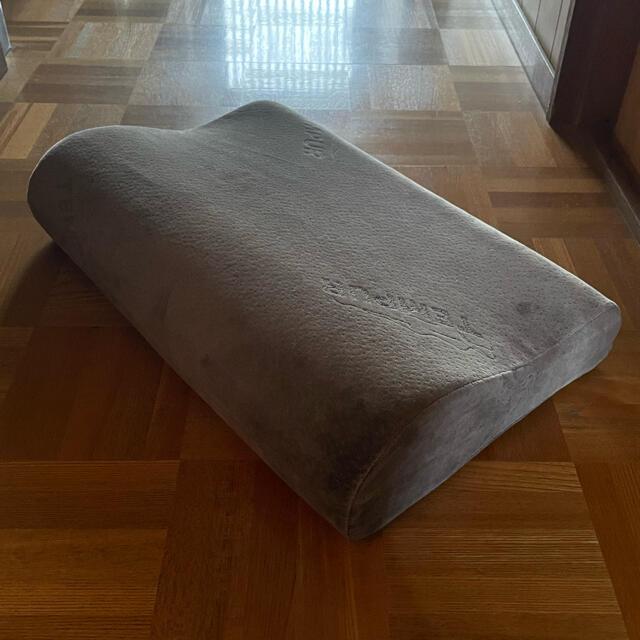 TEMPUR(テンピュール)のテンピュール 枕 オリジナルピロー グレー 寝具 M マットレス インテリア/住まい/日用品の寝具(枕)の商品写真