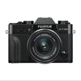 富士フイルム - (新品未使用品) X−T30 XC15-45 レンズレンズキット BLACK