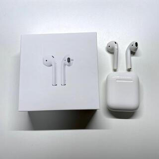 Apple - 【アップル】AirPods 第二世代