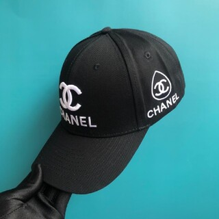 【新品未使用】CHANEL シャネルノベルティキャップ