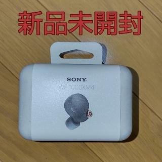 SONY - SONY フルワイヤレスイヤホン WF-1000XM4 BM