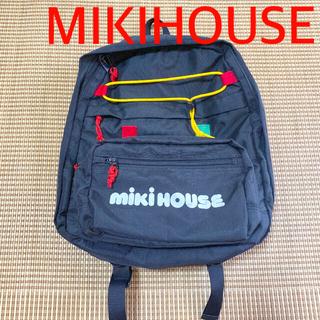 ミキハウス(mikihouse)のミキハウス MIKIHOUSE マザーズバック 大人子ども兼用(マザーズバッグ)