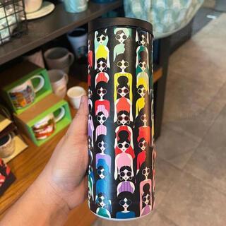 スターバックスコーヒー(Starbucks Coffee)の台湾 スターバックス 21A&O RAINBOW ステンレス タンブラー(タンブラー)
